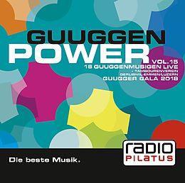 Guuggenmusik-sampler CD Guuggen Power Vol. 15