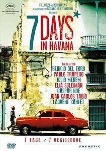 7 Days In Havana (d) DVD