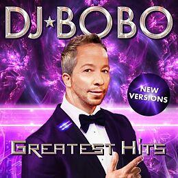 DJ Bobo Vinyl Greatest Hits-New Versions (Ltd.4 LP Set)