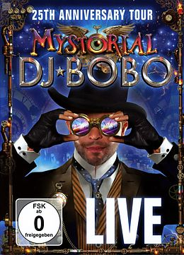 Mystorial-Live DVD