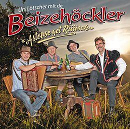 D'beizehöckler CD Astoose get Rüüsch