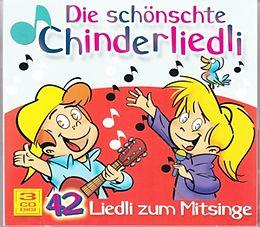 Diverse CD Chinderlieder - 42 Liedli Zum Mitsinge