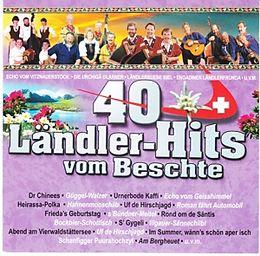 40 Ländler-hits Vom Beschte
