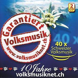 10 Jahre Volksmusiknet.ch