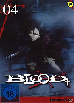 Blood+ DVD