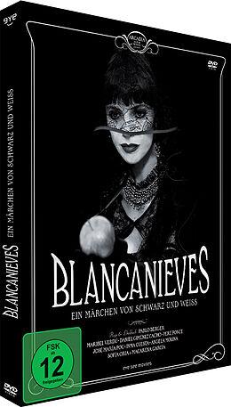 Blancanieves - Ein Märchen von Schwarz und Weiss DVD