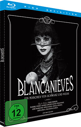 Blancanieves - Ein Märchen von Schwarz und Weiss Blu-ray