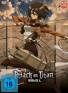 Attack on Titan Vol. 2 (Episode 8 - 13) [Versione tedesca]