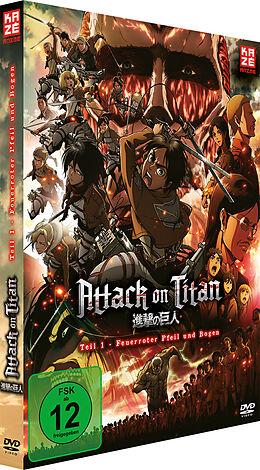 Attack On Titan Anime Movie 1