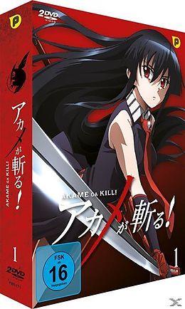 Akame Ga Kill - Schwerter der Assassinen - Vol. 1 DVD