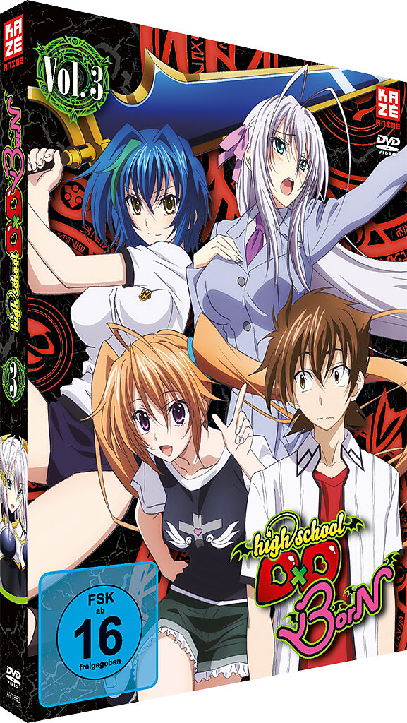 High School DxD BorN - Staffel 3 / Vol. 03 - DVD - online