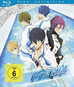 Free! - Iwatobi Swim Club (Vol. 1) Blu-ray