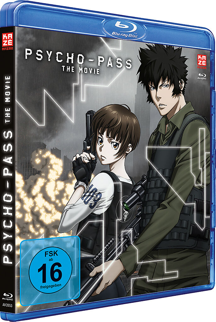 Psycho-Pass - The Movie [Version allemande]