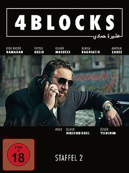 4 Blocks - Staffel 02 DVD