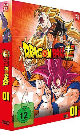 Dragonball Super DVD