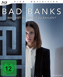 Bad Banks - Was bist du bereit zu zahlen? - Staffel 01 Blu-ray