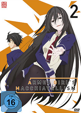 Armed Girls Machiavellism DVD