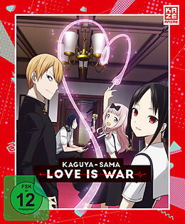 Kaguya-sama - Love Is War DVD