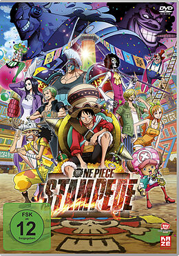 One Piece  13. Film: One Piece  Stampede DVD