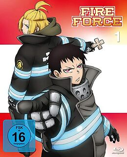 Fire Force Blu-ray