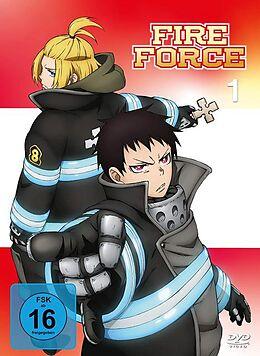 Fire Force DVD