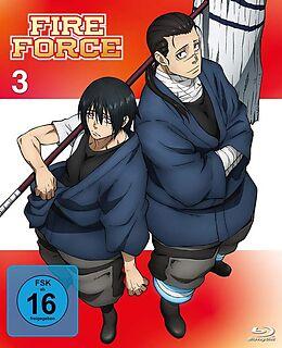 Fire Force Blu-ray