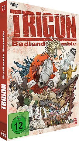 Trigun - The Movie: Badlands Rumble