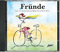Audio CD (CD/SACD) Fründe von Helme Heine, Markus Hottinger, Jonas Hottinger