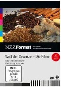 Welt Der Gewürze - Die Filme [Versione tedesca]