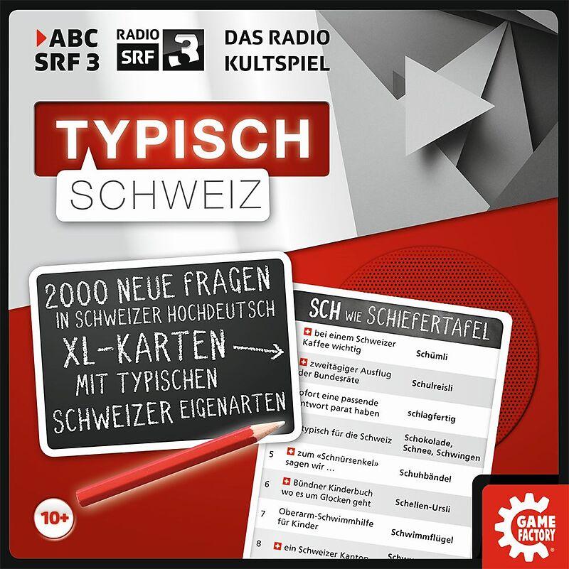 ABC SRF 3 Typisch Schweiz