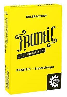 Frantic, Supercharge (Spiel-Zubehör) Spiel