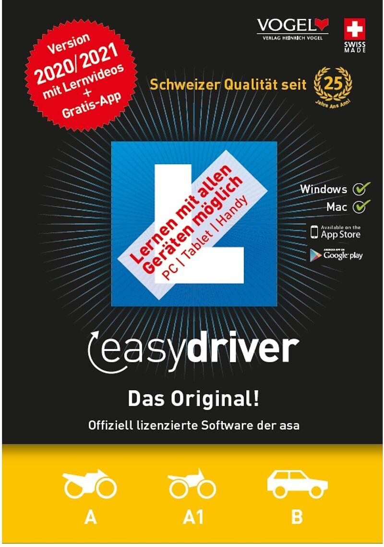 easydriver 2020/21 [Kat. A/A1/B] [PC/Mac] (D/F/I/E)