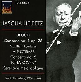 Jascha Heifetz Spielt