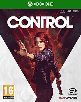 Control [XONE] (D) als Xbox One-Spiel