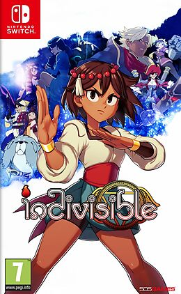 Indivisible [NSW] (D) als Nintendo Switch-Spiel