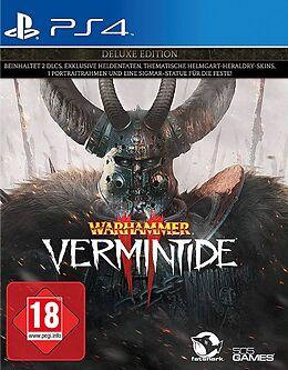 Warhammer Vermintide II - Deluxe Edition [PS4] (D) als PlayStation 4-Spiel