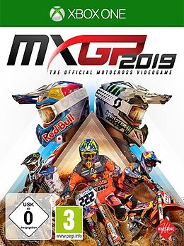 MXGP 2019 [XONE] (D/F/I) comme un jeu Xbox One