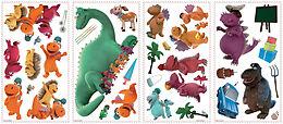 Der Kleine Drache Kokosnuss Wandtattoo Stickers Online Kaufen Ex