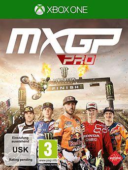 MXGP Pro [XONE] (D/F/I) als Xbox One-Spiel