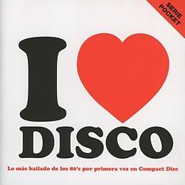 various CD I Love Disco Pocket