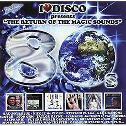 Various Artists, , , CD I Love Disco 80s vol. 1