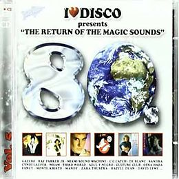 Various Artists, , , CD I Love Disco 80s vol. 5