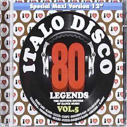 Various Artists, , , CD I Love Italo Disco Legends Vol. 5