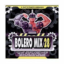 Various Artists, , , CD Bolero Mix 28 (MegaMix by Cut'n'Paste2)