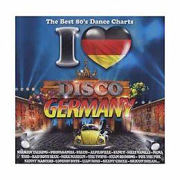 Various Artists, , , CD I Love Disco Germany