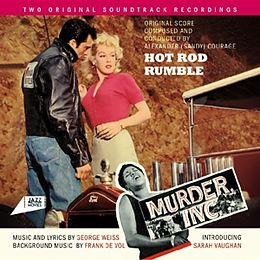 OST/Various CD Hot Rod Rumble/Murder Inc.