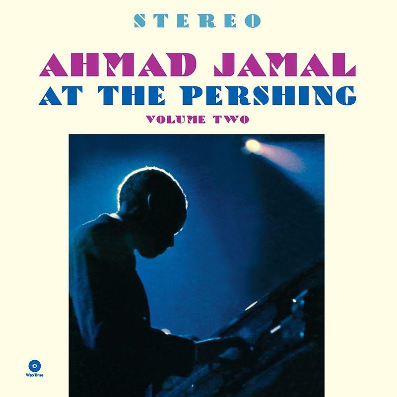 At The Pershing Lounge 1958 Vol. 2