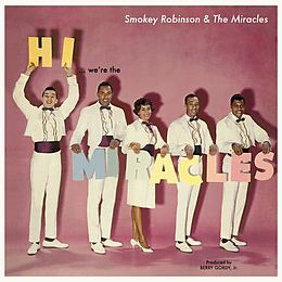 Robinson,Smokey & The Miracles Vinyl Hi...Were The Miracles+5 Bonus Tracks (Ltd.18