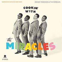 Robinson,Smokey & The Miracles Vinyl Cookin With+4 Bonus Tracks (Ltd.180g Vinyl)