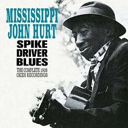 Spike Driver Blues-The Complete 1928 Okeh Record